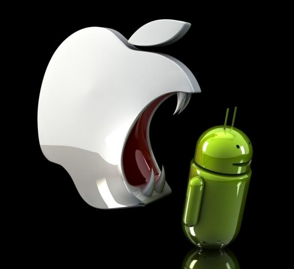 apple is better than android