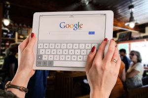 google uses for search engine