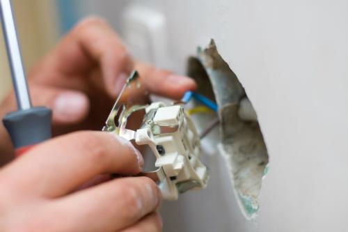Residential Aluminium Electrical Wiring 1